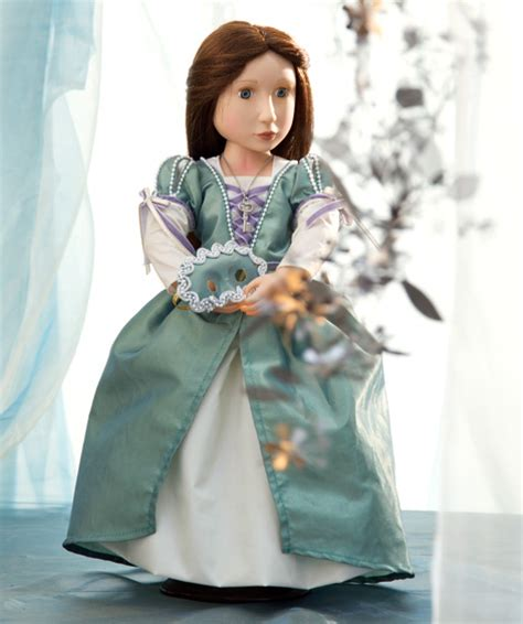 a for all time doll matilda matilda your tudor doll from a for all time