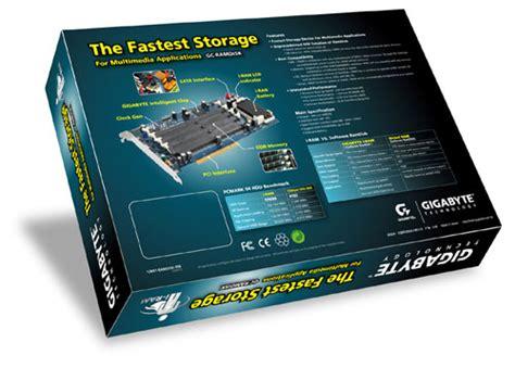 pci ram drive gigabyte i ram ddr gc ramdisk pci card 2gb 4gb iram ssd