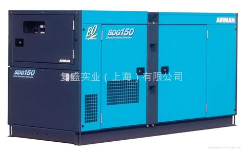 generator set sdg220s airman china manufacturer