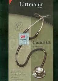 Tensimeter Littmann stetoskop littman