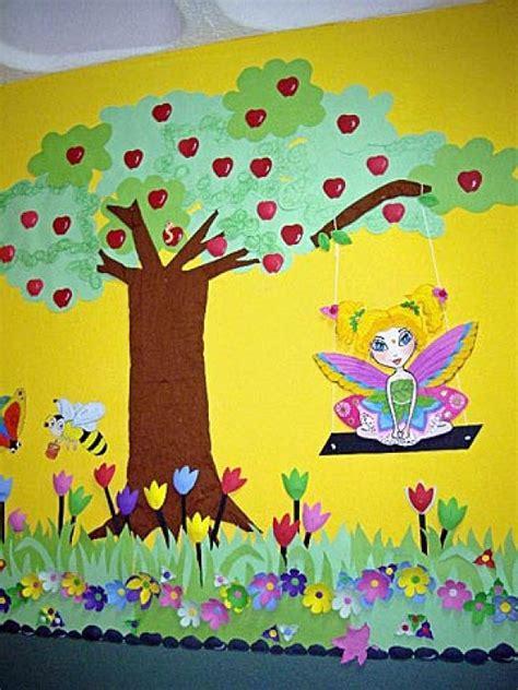 goma eva decoracion infantil como decorar una guarderia imagui