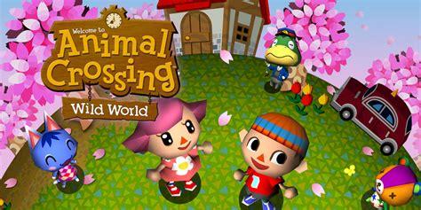 Animal Crossing: Wild World   Nintendo DS   Jeux   Nintendo