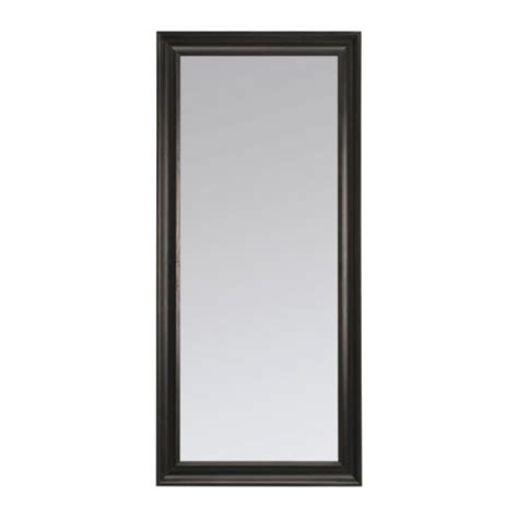 Ikea Mirror Hemnes Mirror Black Brown Ikea