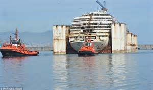 why did the costa concordia sink costa concordia wreck which saw deaths of 32 when it sank