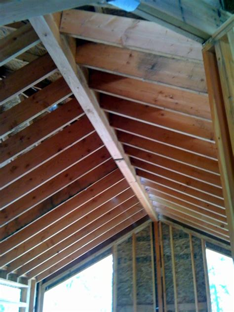 A Frame Ceiling by Cathedral Ceiling Masterpiece Home Builder