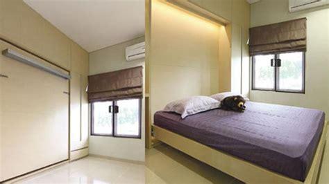 Kursi Lipat Tempat Tidur tempat tidur lipat cocok untuk kamar ukuran minimalis
