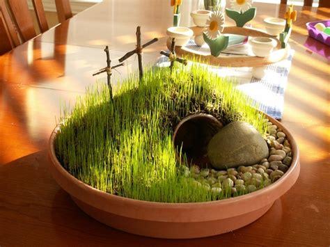 easter garden craft ideas diy mini resurrection garden kristen welch