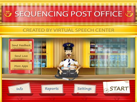 Post Office App by Sequencing Post Office App