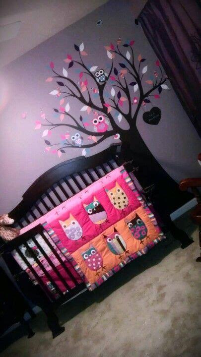 Owl Nursery Baby Girl Nursery How Adorable Sara Owl Themed Nursery Decor