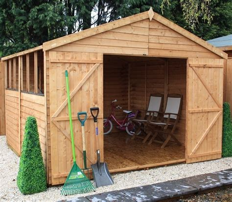 Large Garden Sheds Workshops by Timber Garden Workshops Garden Storage