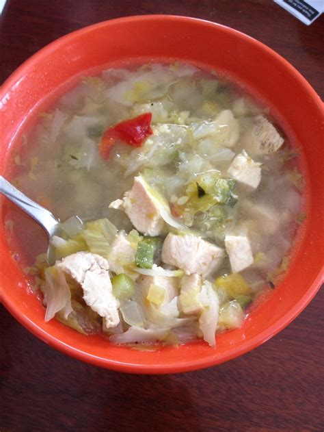 Ecology Phase 1 Soup Recipe Detox by Phase 1 Soup 1 1 2 Cups Water 1 Cup Chopped Celery 1 Cup