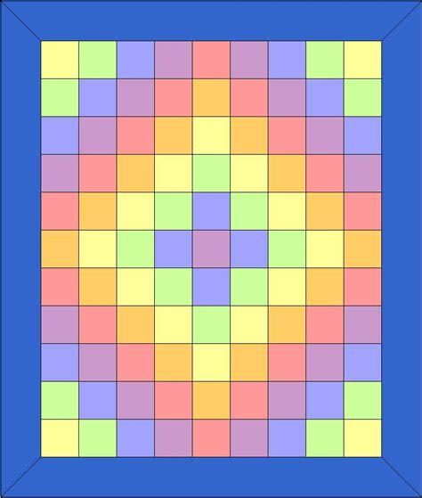 quilt pattern around the world trip around the world quilt