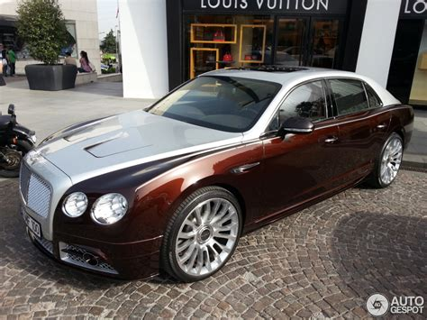 bentley flying spur mansory bentley mansory flying spur w12 16 may 2015 autogespot