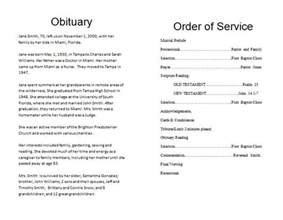 Graveside Funeral Service Outline by The World S Catalog Of Ideas