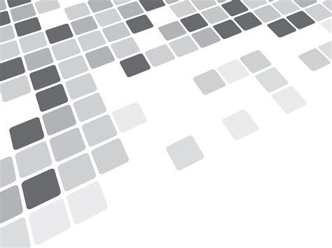 Grey Squares Powerpoint Templates Pattern Free Ppt Squares Powerpoint Template