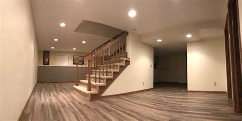 Vinyl Basement Flooring Vinyl Basement Flooring Basement Floor Modern Living Room Bridgeport By Floor Decor Basement