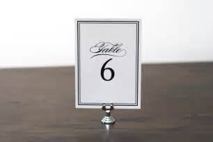 Free Printable Table Numbers Template Free Printable Table Numbers Crafty Pie Press