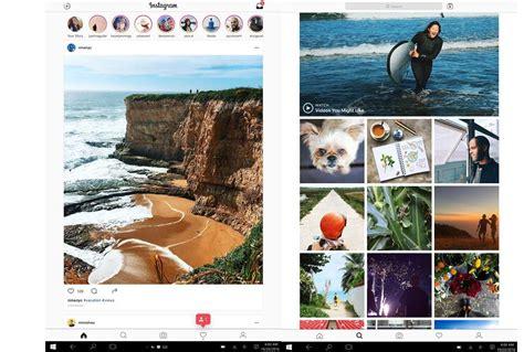 instagram mobile instagram app mit einem update windows 10 mobile als