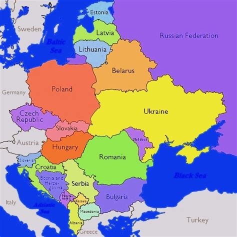 map eastern europe maps update 747900 travel map of eastern europe large eastern europe map 65 related maps