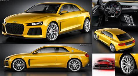 Audi Sport Quattro Concept by Audi Sport Quattro Concept 2013 Pictures Information