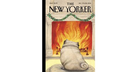 new yorker pug cover cover story juan s yule the new yorker