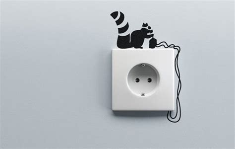 wall sticker outlet 20 creative wall outlet stickers and covers for your