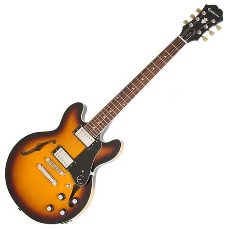 imagenes retro guitar pro epiphone es 339 pro guitar nickel hw vintage sunburst at