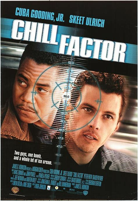 Chill Factor chill factor posters at poster warehouse movieposter