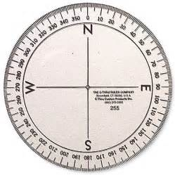 Printable Compass Template by Pics For Gt Circle Protractor Template Printable