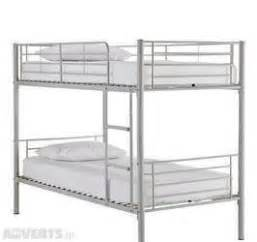 Ikea White Bunk Bed Ikea Svarta White Bunk Bed For Sale In Maynooth Kildare From Mickydoo