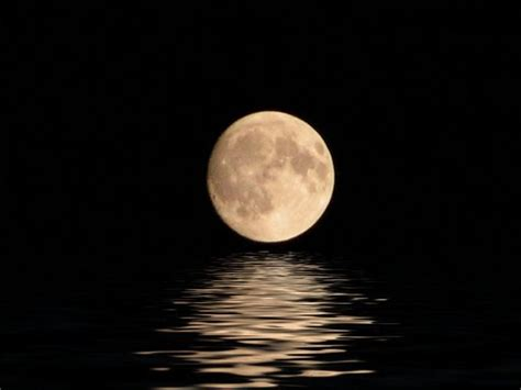 The Moon Over Water A Ballu Pinterest The Gallery For Gt Water