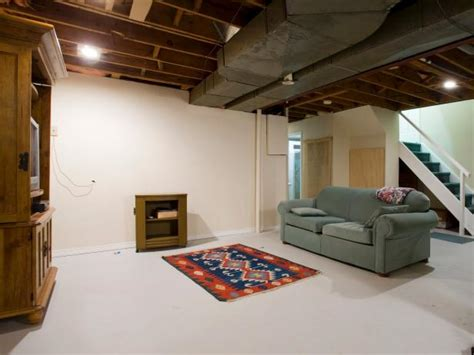how to make a basement into a bedroom basement renovation transforms a cold space into a warm
