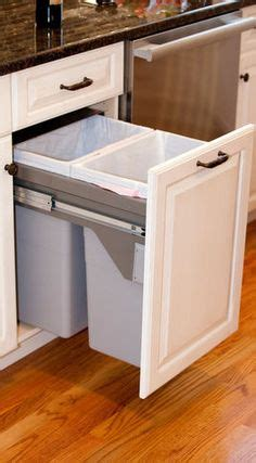 kitchen trash cans for small spaces 1000 images about kitchen stuff on kitchen
