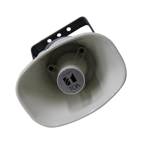 Horn Speaker Toa Zh 5025 jual toa paging horn zh 610s corong speaker 10 watt harga kualitas terjamin