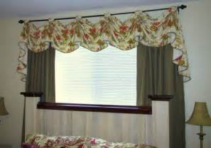 Swag Valances For Windows Designs Everyday Artist Valance Ideas Casual Fabulous Or Funky
