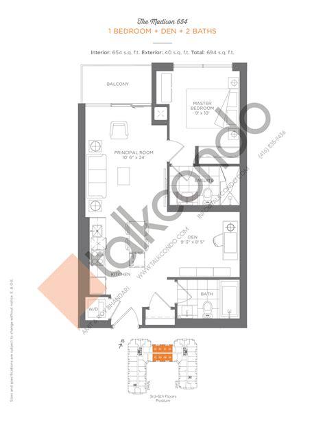 toronto condo floor plans southside condos talkcondo