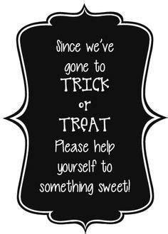 Halloween Take One Signs ? Festival Collections