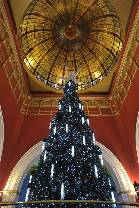 christmas events queen victoria building sydney