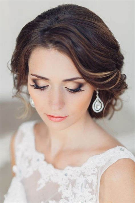 beautiful bridal makeup 20 beautiful wedding makeup ideas from pinterest page 6