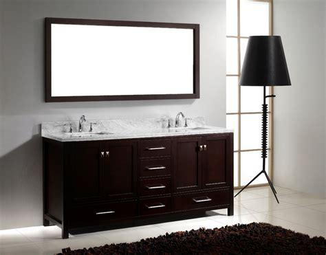 72 In Bathroom Vanity Top Double Sink