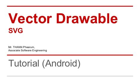 tutorial vector android android vector drawable