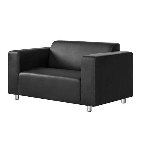 sofa kunstleder schwarz 2 3 sitzer sofas kaufen m 246 bel suchmaschine