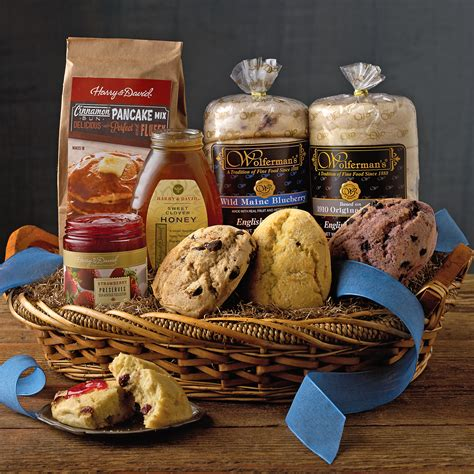 breakfast gift basket breakfast gift basket breakfast gift baskets harry david