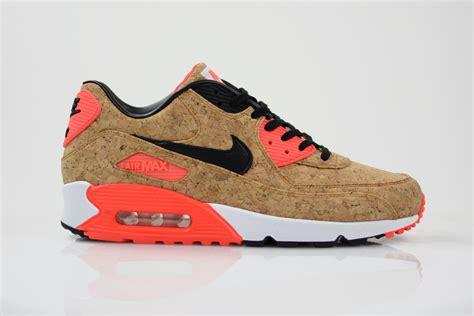 nike air max 90 infrared cork sneaker bar detroit