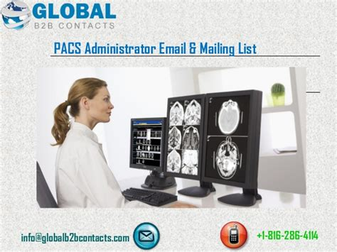Pacs Administrator by Pacs Administrator Email Mailing List