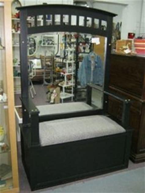 dresser turned into bench dresser mirror turned into bench craft ideas pinterest