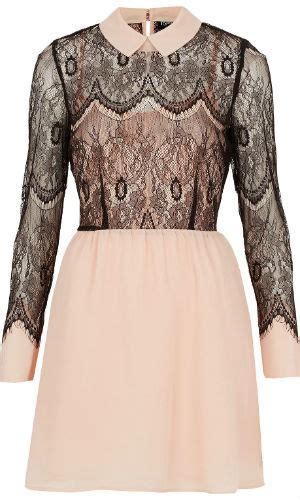 Olly And Suzi Tops At Topshop by Look Topshop Lace Dress Look