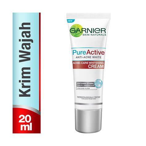 Garnier 20ml jual garnier active acne care whitening 20 ml