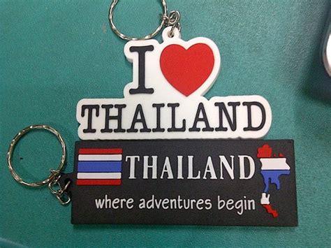 Jual Gantungan Kunci Thailand Untuk Souvenir Terlaris gantungan kunci karet