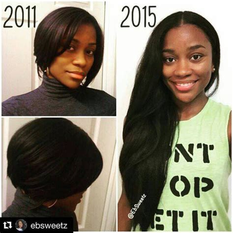 normal hair length for two year old awesome length retention ebsweetz black hair information